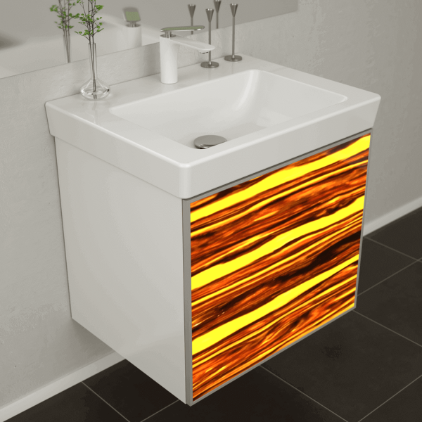 Bathroom cabinet SPLASH | WOODEN Germany