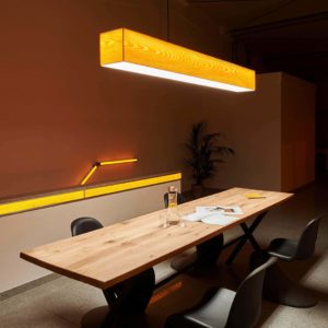 Pendant light SCALE | WOODEN Germany