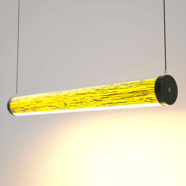 Hanging lamp TUBE | WOODEN Germany